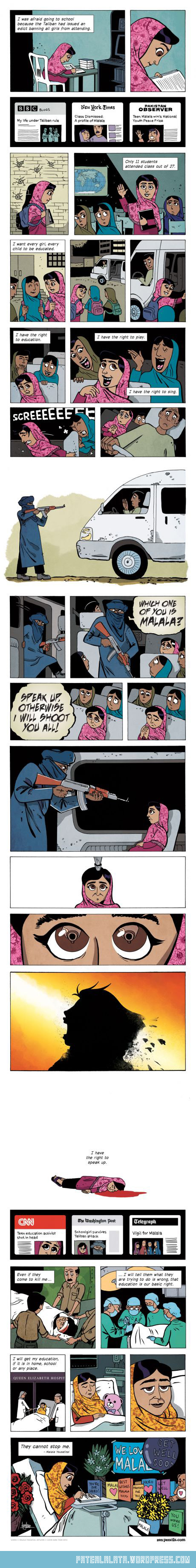 cool-comic-Malala-Yousafzai