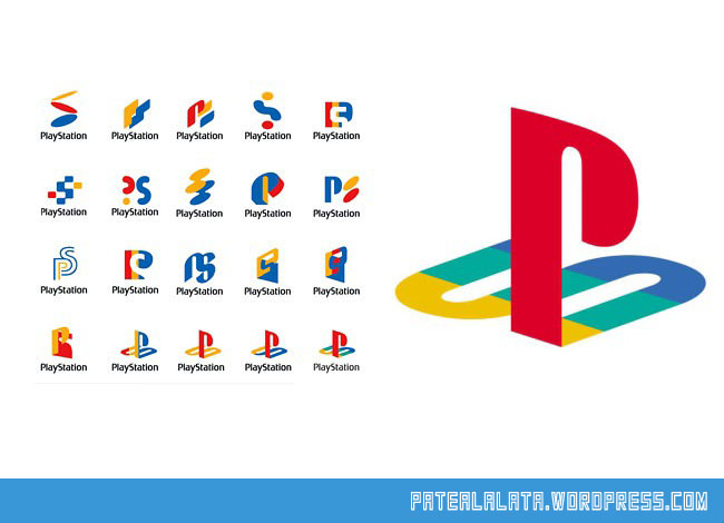 Evolution of the PlayStation logo… | Just Kick The Can