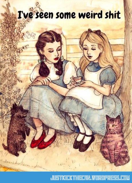 funny-Alice-Wonderland-Dorothy-crazy