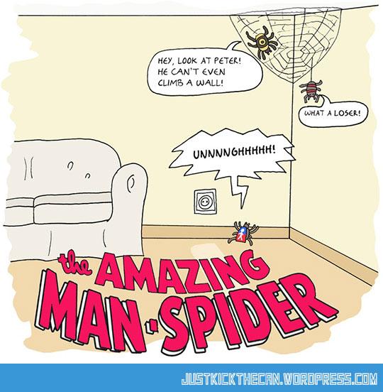 funny-Amazing-Manspider-spider