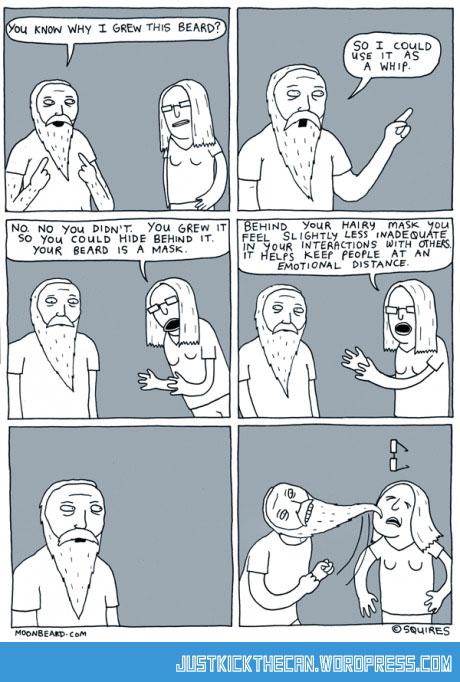 funny-beard-mask-comic-cartoon