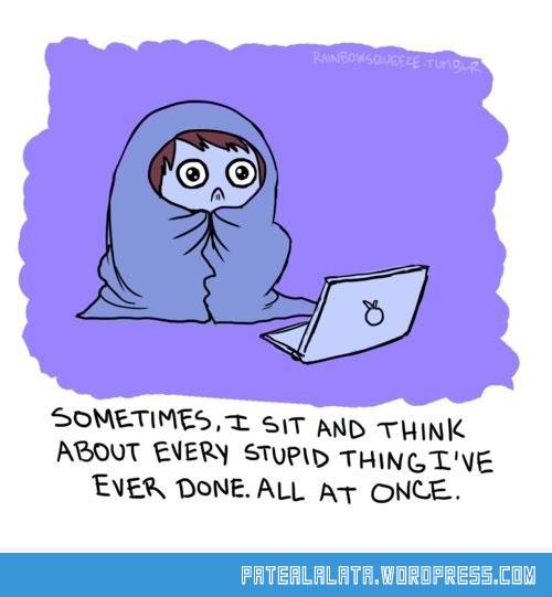 funny-cartoon-bed-alone-sad