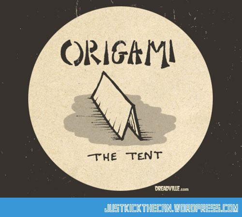 funny-cartoon-origami-tent