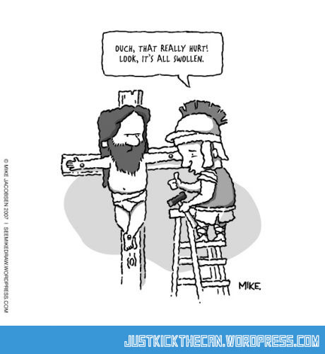 funny-Jesus-cross-hurt-cartoon