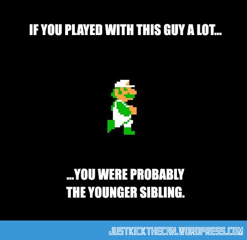 Tagged With Funny Luigi Mario Bros Nintendo