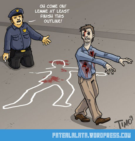 funny-zombie-outline-cop