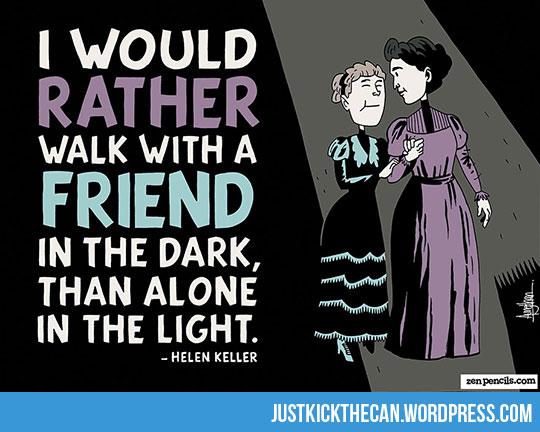 cool-Helen-Keller-walk-friend