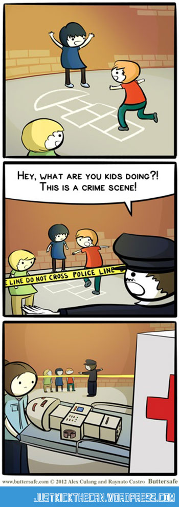 funny-kids-playing-crime-scene
