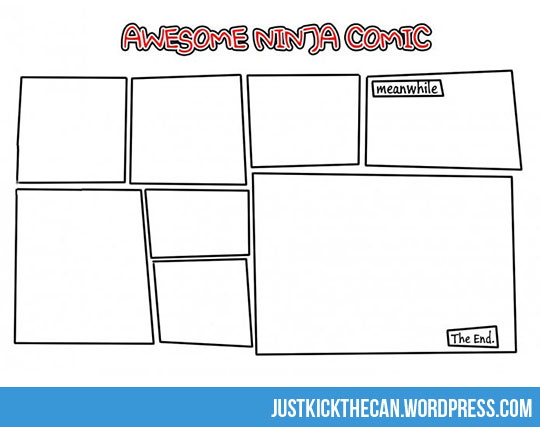 funny-ninja-comic-amazing