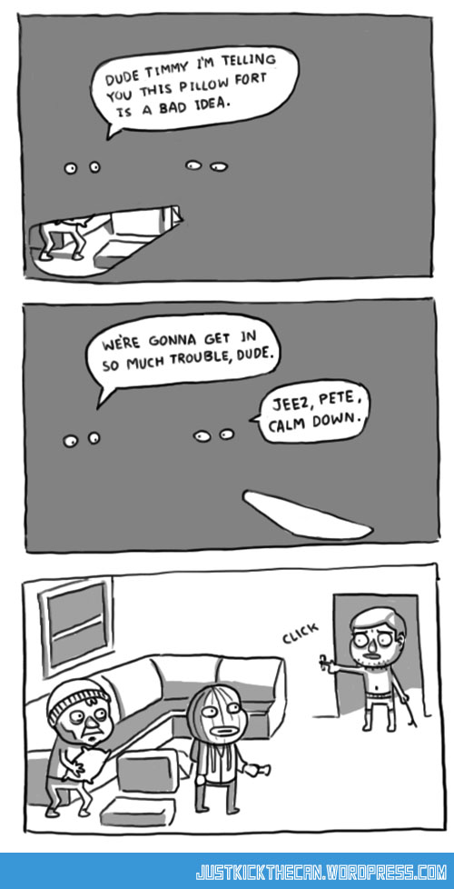funny-pillow-fort-comic-trouble