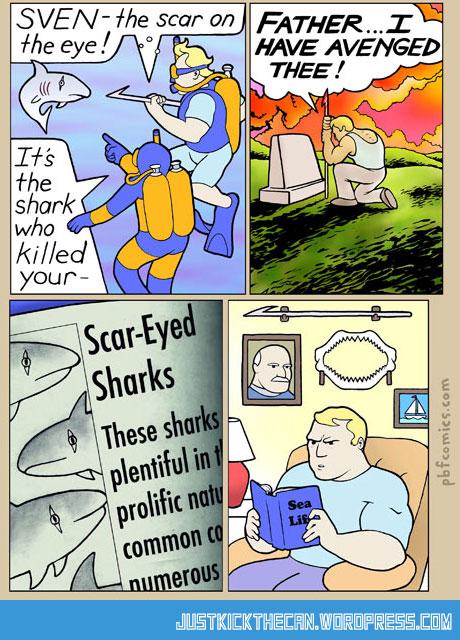 funny-revenge-shark-scar
